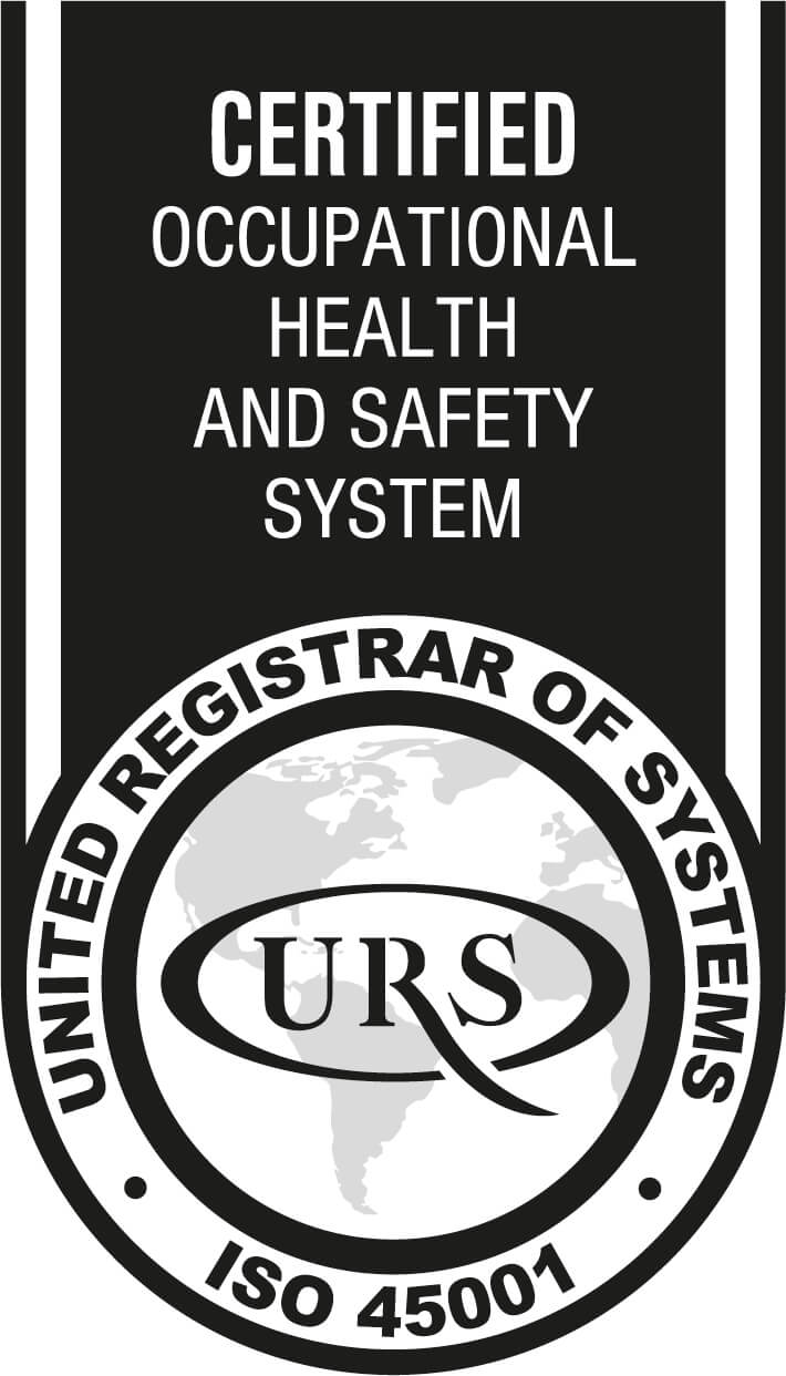 URS-WESEE-Certificated 45001